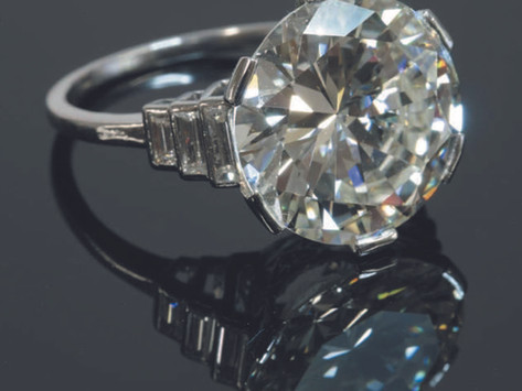 Diamonds grown in a lab are real diamonds!