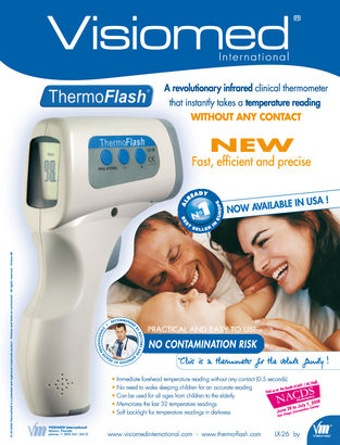 Visiomed ThermoFlash