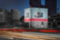 קיר בית אלפא תל אביב שלטי חוצות