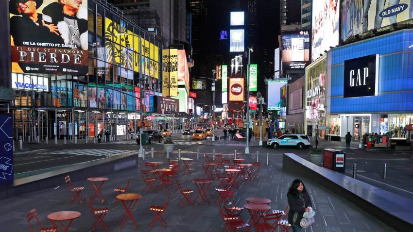שלטי חוצות בניו יורק