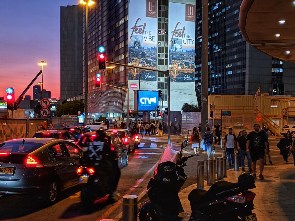 Gindi - The Upper House Tel-Aviv