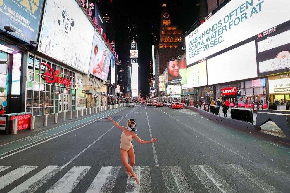 פרסום חוצות בניו יורק