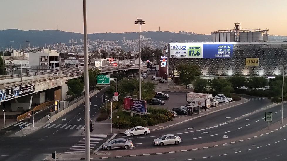 קיר ההסתדות חיפה