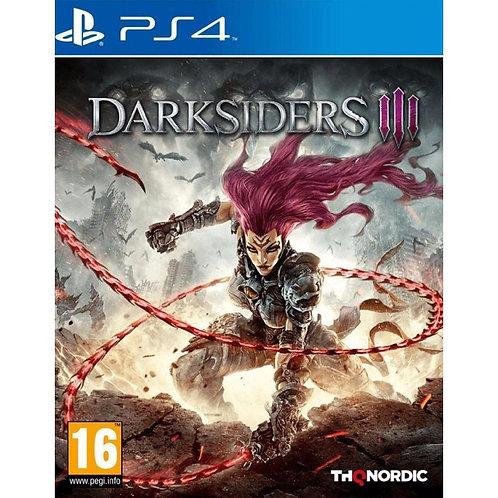 Darksiders III (PS4 | русская версия)