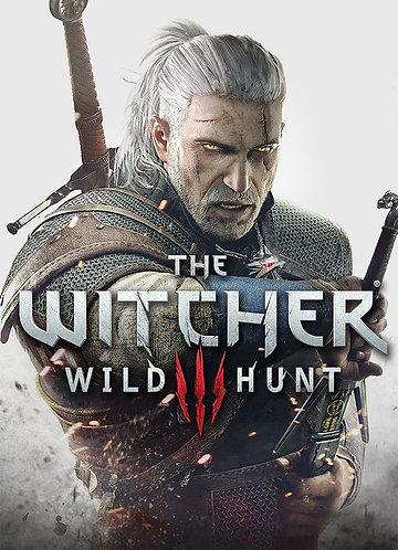 Ключ для Ведьмак 3: Дикая охота Witcher 3 Wild hunt