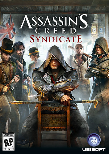 Assassins Creed Syndicate (PS4 | русская версия)