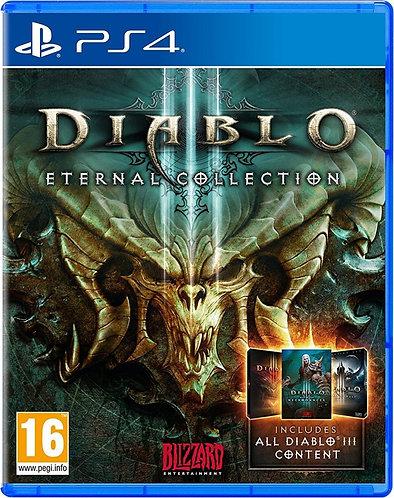 Diablo III Eternal Collection (PS4   русская версия)