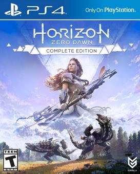 Horizon Zero Dawn Complete Edition  (PS4 | русская версия)