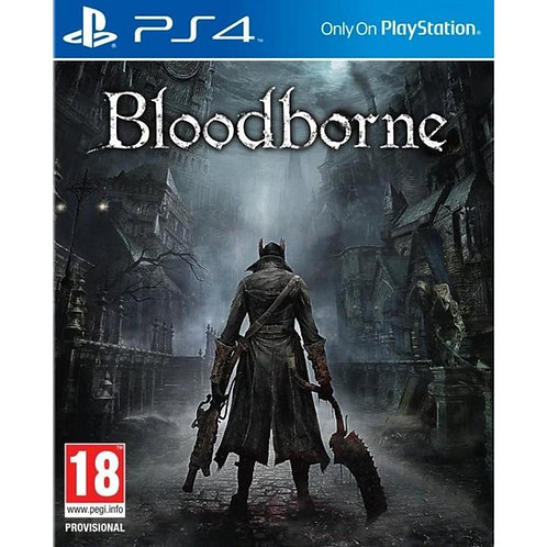 Bloodborne (PS4 | русские субтитры)