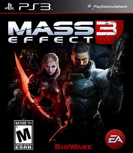 Mass Effect 3 (PS3 | русские субтитры)