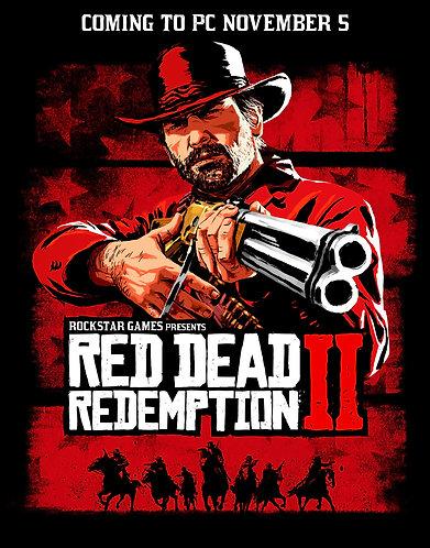 Ключ для Red Dead Redemption 2
