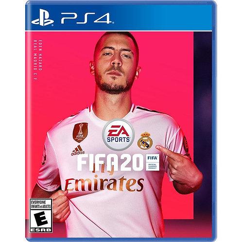 FIFA 20 (PS4   русская версия)