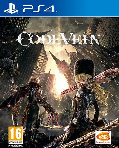 Code Vein (PS4 | русские субтитры)