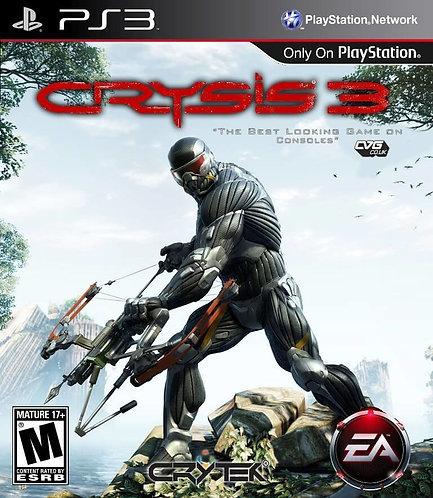 Crysis 3 (PS3 | русская версия)