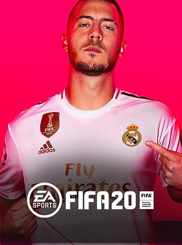 Ключ для FIFA 20