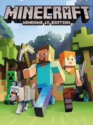 Ключ для Minecraft Windows 10 Edition