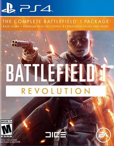 Battlefield 1 Revolution (PS4 | русская версия)
