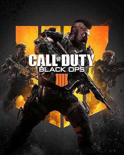 Ключ для Call of Duty: Black Ops 4