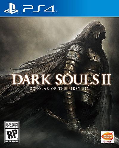 Dark Souls II Scholar of The First Sin (PS4 | русские субтитры)
