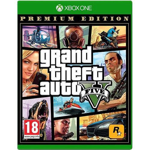Grand Theft Auto V Premium Edition (Xbox One | русские субтитры)