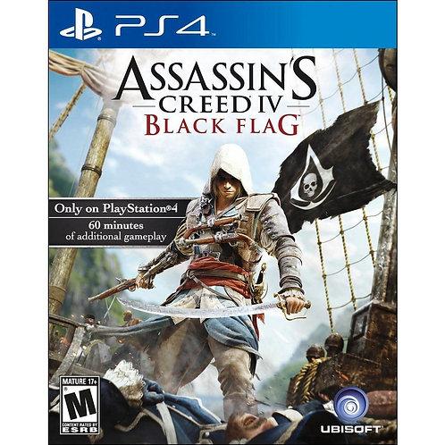 Assassins Creed IV Black Flag (PS4 | русская версия)