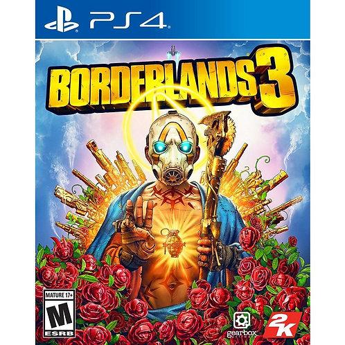 Borderlands 3 (PS4 | русские субтитры)