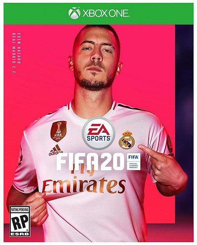 FIFA 2020 (Xbox One | русская версия)