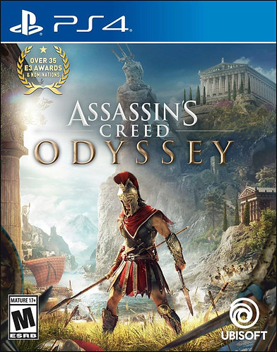 Assassins Creed Odyssey (PS4 | русская версия)