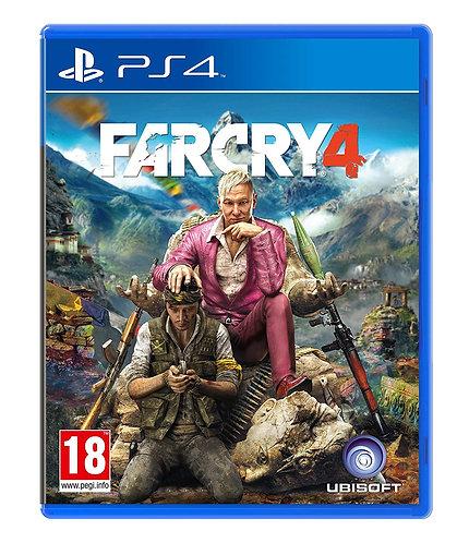 Far Cry 4 (PS4 | русская версия)