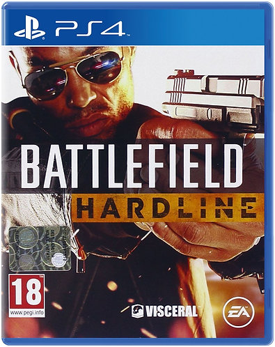 Battlefield Hardline (PS4 | русская версия)
