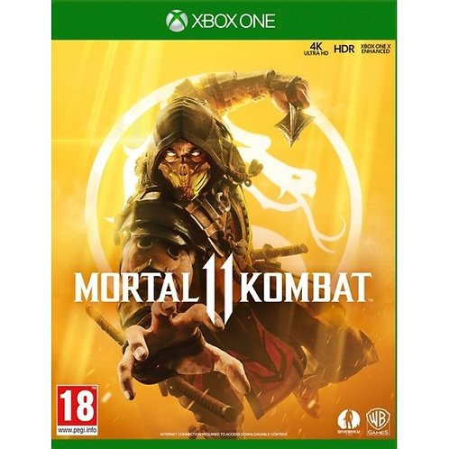 Mortal Kombat 11 (Xbox One | русские субтитры)