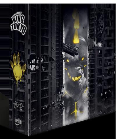 Настольная игра King of Tokyo. Dark Edition