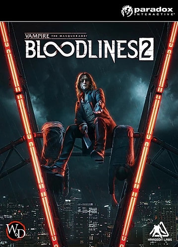Ключ для Vampire: The Masquerade - Bloodlines 2