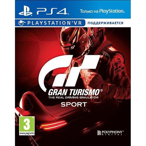 Gran Turismo Sport (PS4 | русская версия)