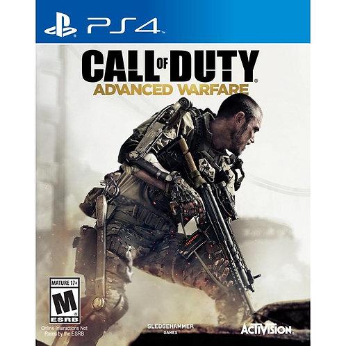 Call of Duty Advanced Warfare (PS4   русская версия)