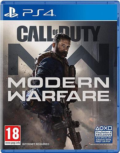 Call Of Duty Modern Warfare 2019 (PS4 | русская версия)
