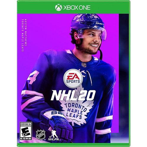NHL 20 (Xbox One | русские субтитры)