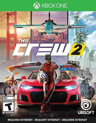 The Crew 2 (Xbox One   русская версия)