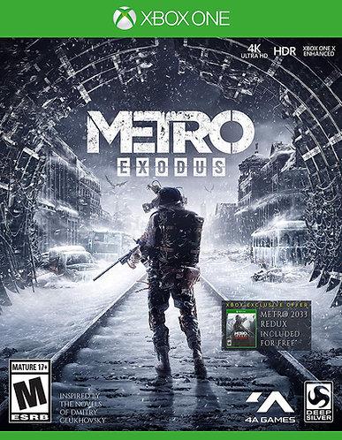 Metro Exodus (Xbox One | русская версия)