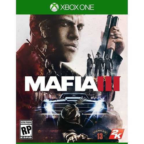 Mafia III (Xbox One | русские субтитры)