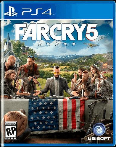 Far Cry 5 (PS4 | русская версия)