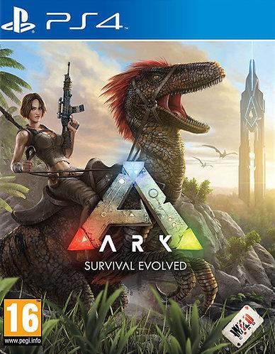 ARK Survival Evolved (PS4 | русские субтитры)