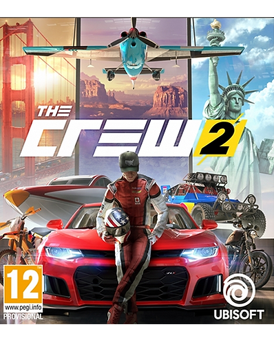 Ключ для The Crew 2