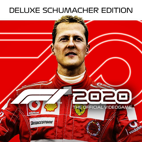 Ключ для F1 2020 Deluxe Schumacher Edition