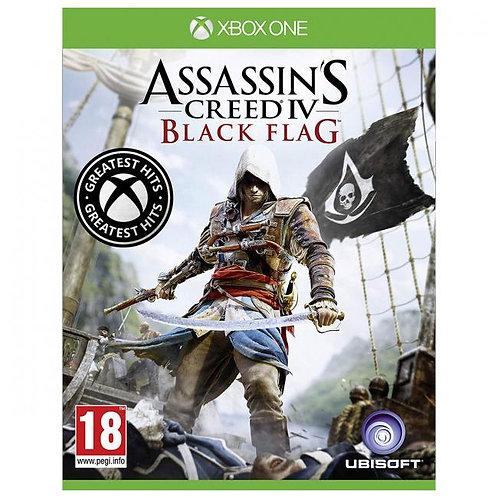 Assassins Creed IV Black Flag (Xbox One | русская версия)