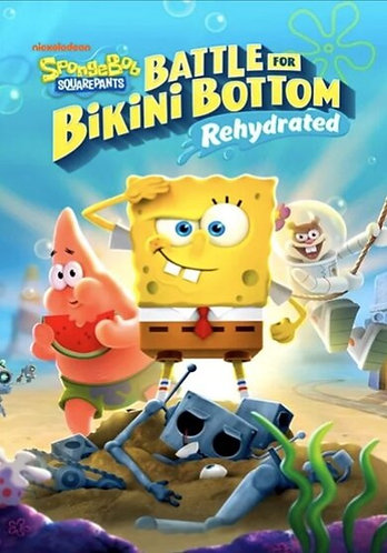 Ключ для SpongeBob SquarePants: Battle for Bikini Bottom