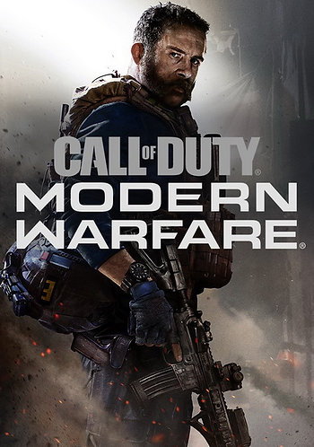 Ключ для Call of Duty: Modern Warfare 2019