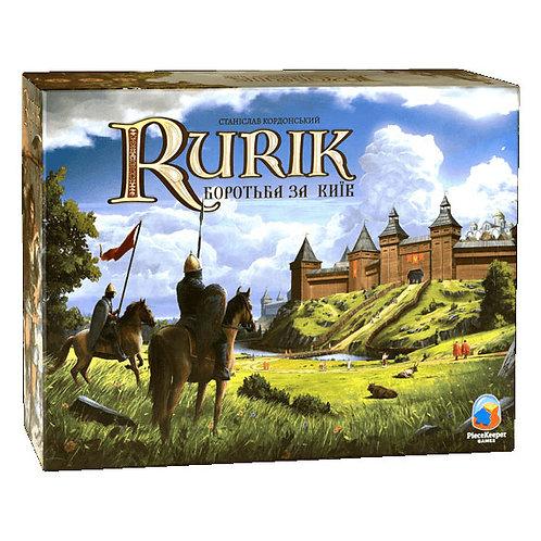 Настольная игра Rurik: Борьба за Киев