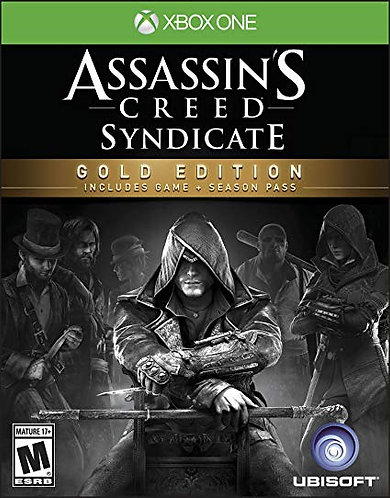 Assassin's Creed СИНДИКАТ GOLD EDITION