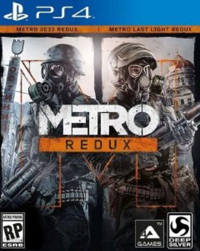 Metro Redux  (PS4 | русская версия)